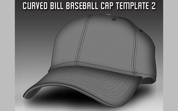 baseball-cap-template-psd