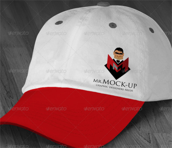 baseball-hat-polo-t-shirt-mock-up