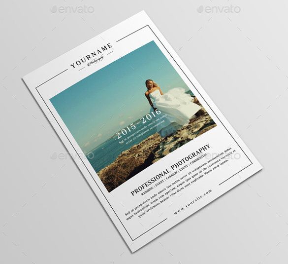 wedding photography brochure template - 25 wedding brochure templates free premium