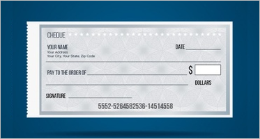 Blank Check Templates
