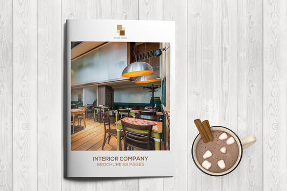 brown-furniture-brochure-templates