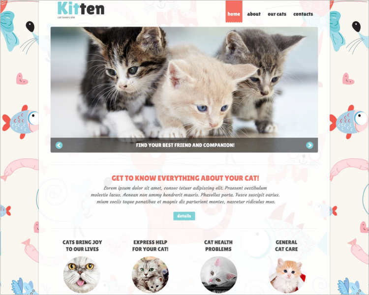 cat-responsive-joomla-template