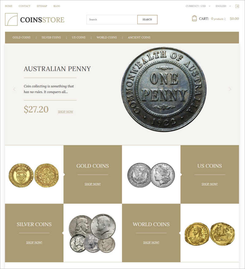coin-store-prestashop-theme