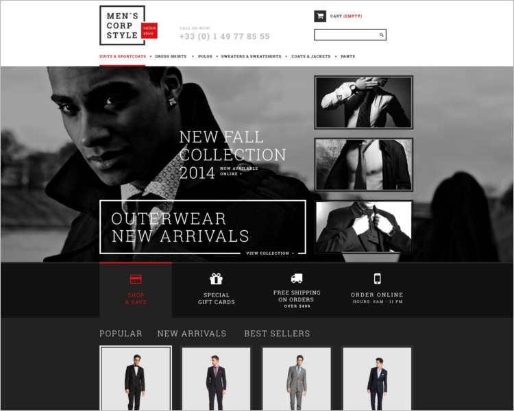 dress-code-prestashop-theme-templates