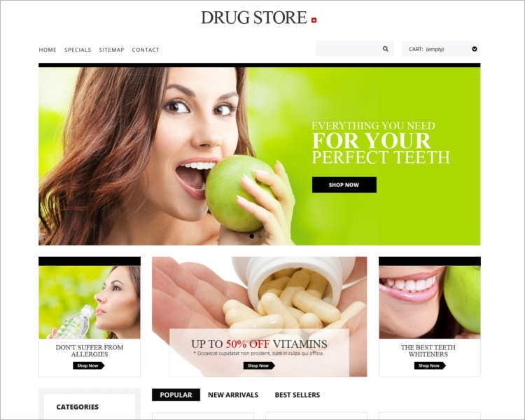 drug-store-prestashop-them-template