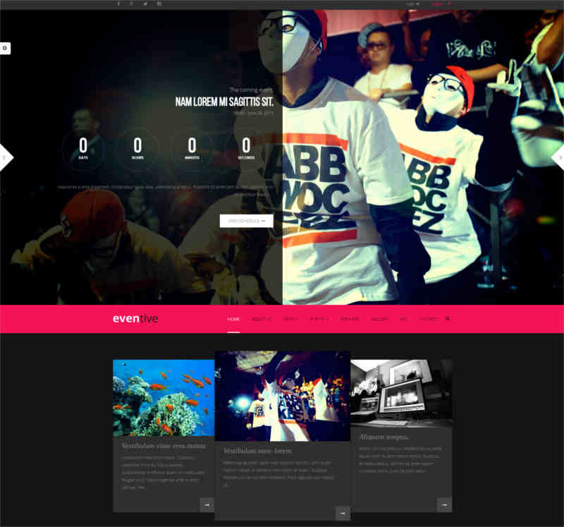eventive-event-and-online-booking-drupal-theme
