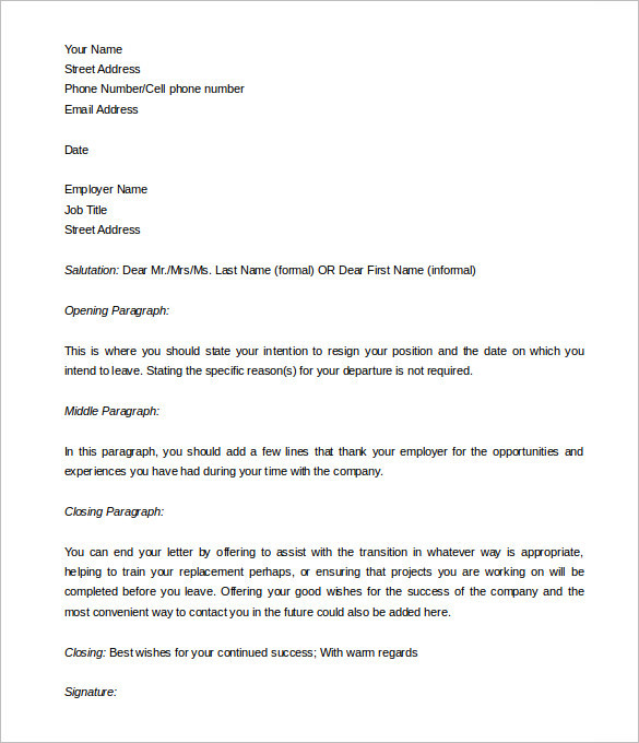 editable-two-weeks-notice-templates