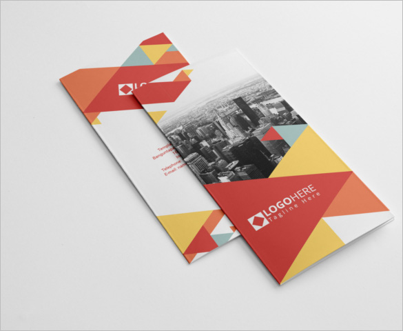 elegant-brochure-design-template