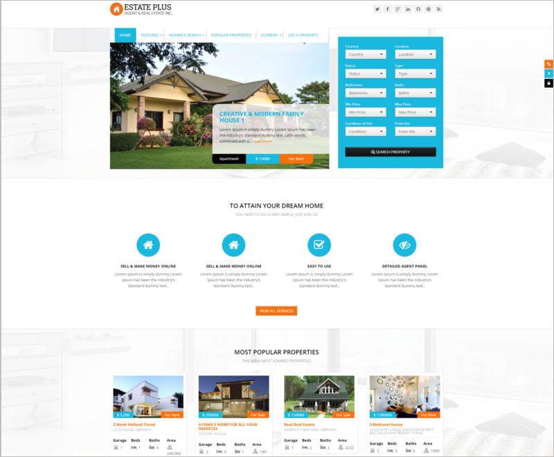 estate-plus-responsive-real-estate-wp-theme