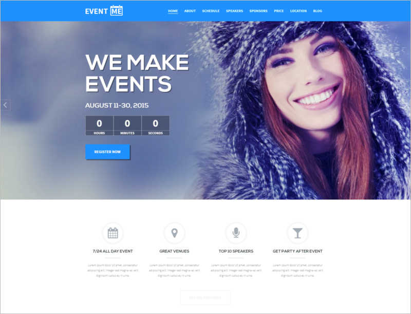 eventme-one-page-conference-event-drupal-theme