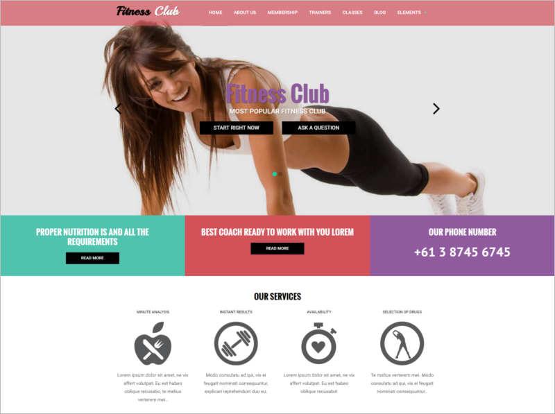 fitness-club-sport-drupal-theme
