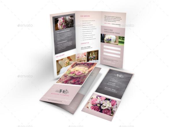 25 Wedding Brochure Templates Free Premium – Wedding Brochure Template