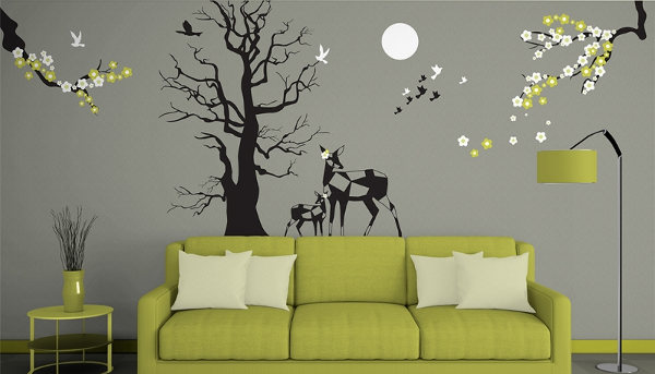 free-wall-art-mockup