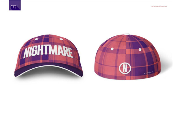 Full Cap Mock-up with White Shade