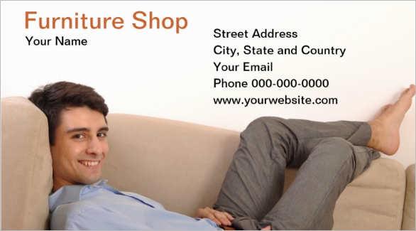 furniture-shop-business-card