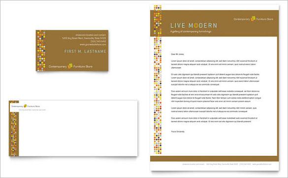 furniture-store-business-card