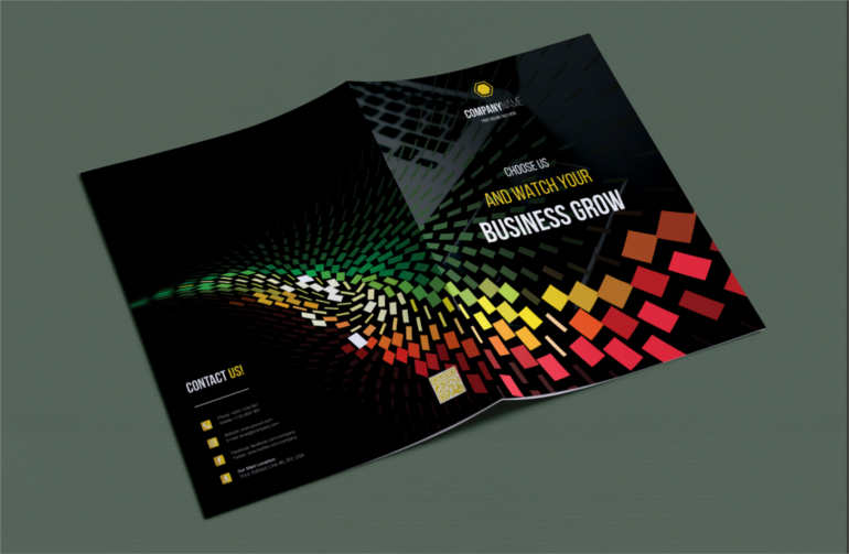 graphic-design-bi-fold-brochure-template