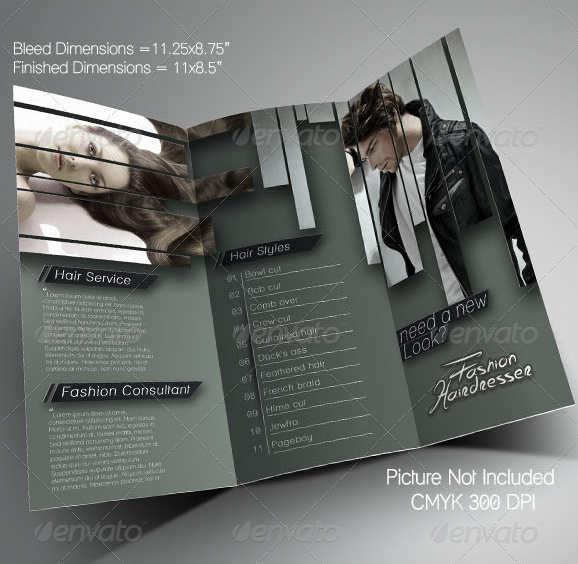 hairdresser-parlor-brochure-template