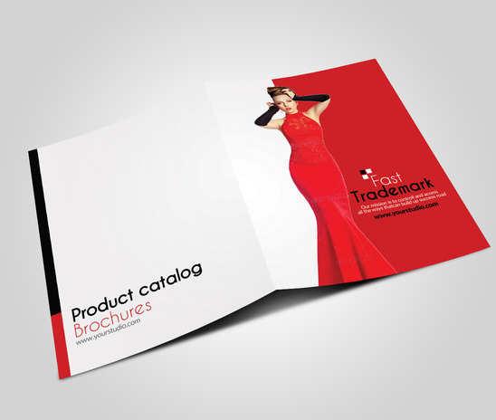 haulage-bi-fold-brochure-template