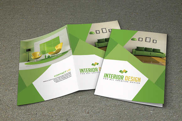 interior-design-bifold-brochure-template