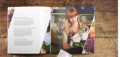 Florist Brochure Templates - Free PSD, Vector EPS, JPG Download