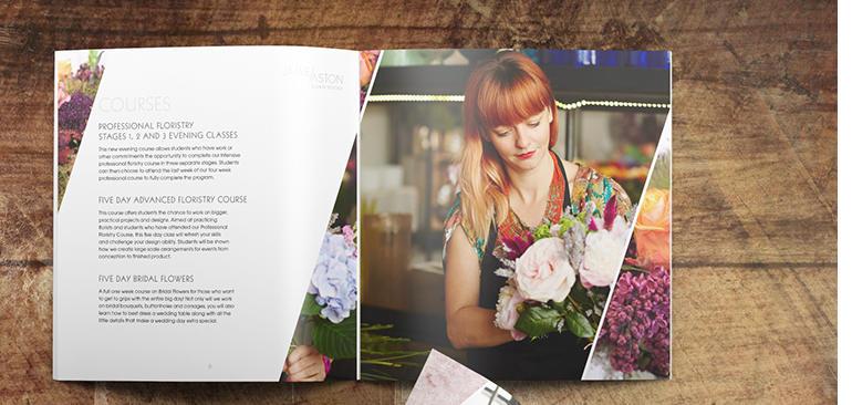 Florist Brochure