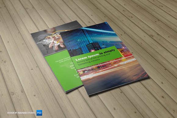 khokon-innovative-bifold-brochure-template