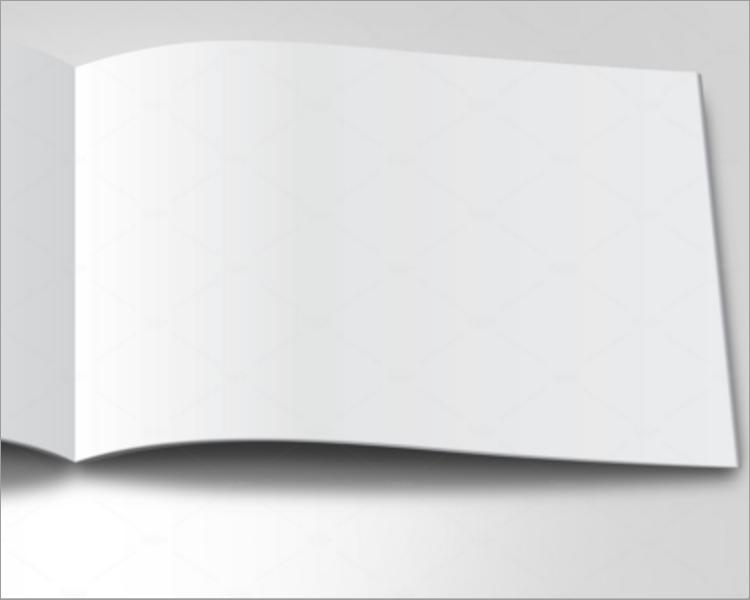 landscape-flat-brochure