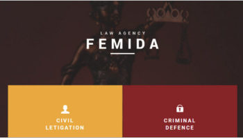 Law Joomla Themes