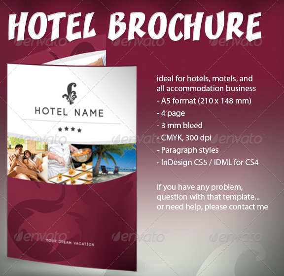 15 hotel brochure templates free premium templates for Hotel brochure design templates