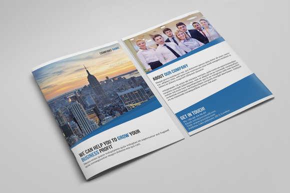 marketing-bi-fold-brochure-template