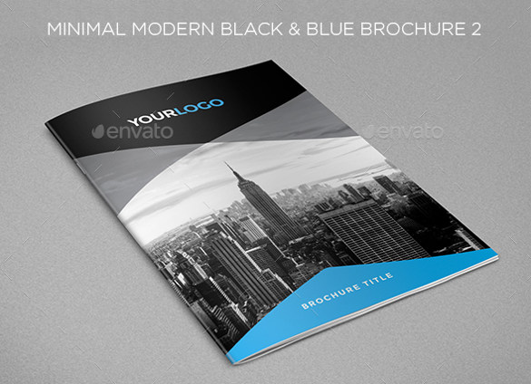 30 modern brochure design templates free premium. Black Bedroom Furniture Sets. Home Design Ideas