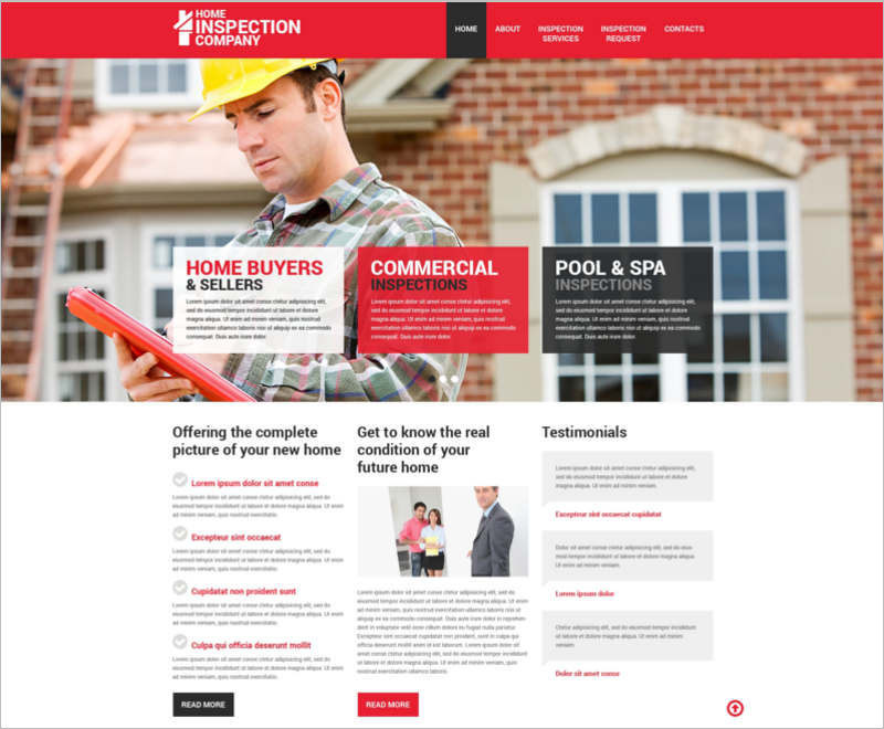 mortgage-responsive-website-template