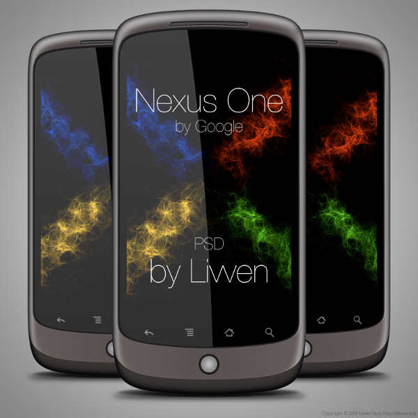 nexus-one-psd-mock-up