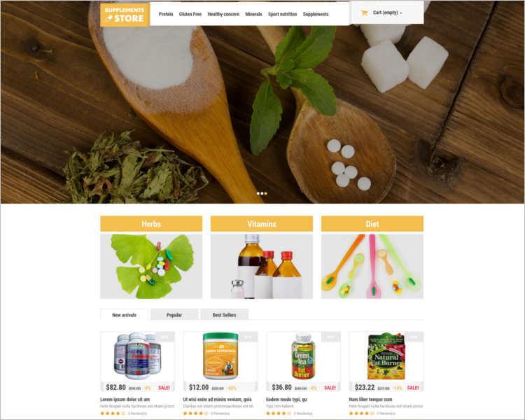 nutrition-products-prestashop-theme-template