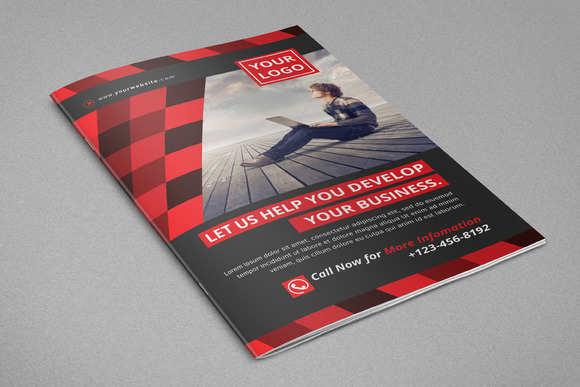 office-innovative-bi-fold-brochure-template