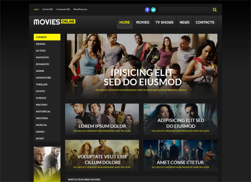 online-cinema-wordpress-theme