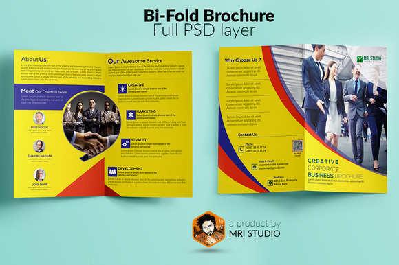 psd-bi-fold-brochure-template