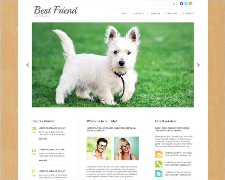 pet-dog-joomla-template