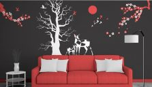 32+ Free Wall Art Mockup PSD Templates