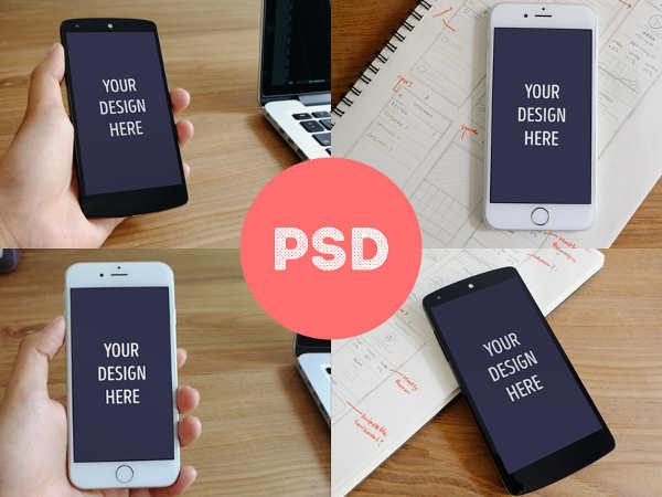 photorealistic-iphone-6-nexus-5-mockup