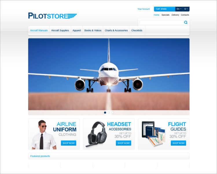 pilot-store-prestashop-them-templates