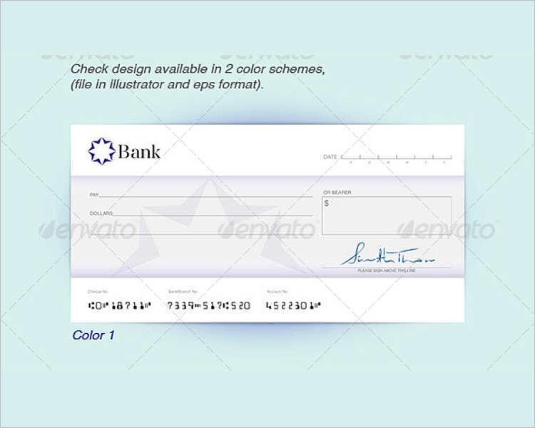 plan-bank-check-templates