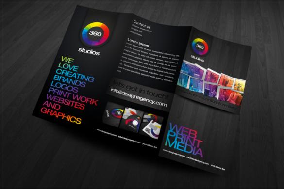 premium-brochure-template