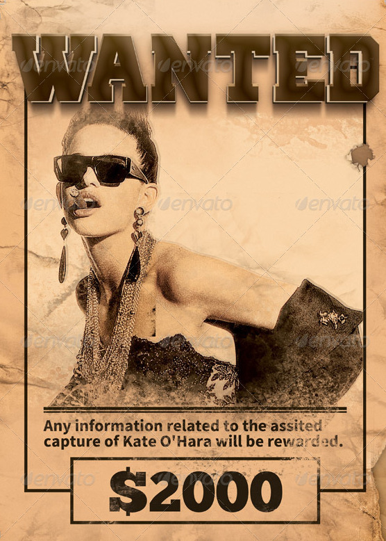 premium-wanted-poster-templates