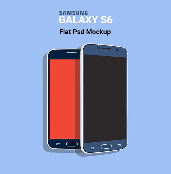 samsung-glaxy-s6-flate-psd-mockup