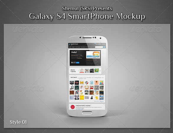 samsung-s4-smart-phone-mock-up