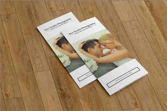 squre-tri-fold-wedding-brochure