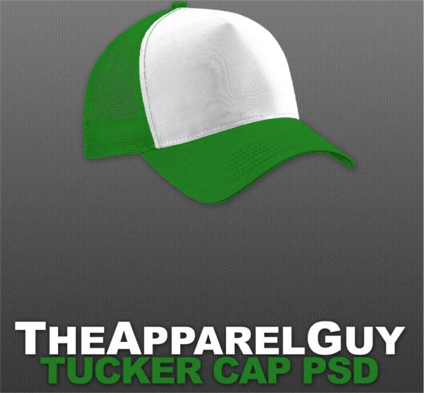 trucker-cap-template