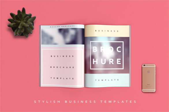 typography-modern-brochure-template